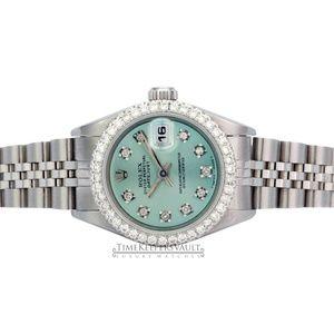 Rolex Accessories - Rolex Lady Datejust Diamond 26mm Watch
